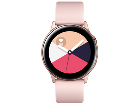 Samsung Galaxy Watch Active okosóra, Rose Gold
