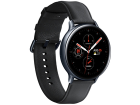 Samsung Galaxy Watch Active 2 смарт часовник (44mm, Stainless Steel), черен