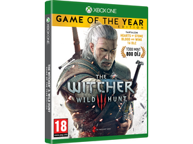 The Witcher III: Wild Hunt Game Of The Year Edition Xbox One hra