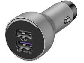 Huawei Supercharge AP38 USB KFZ-Ladeger, 5V/4,5A Type-C, schwarz