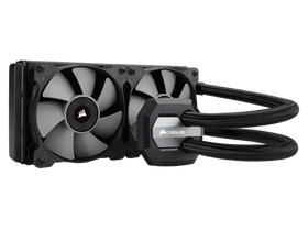 Corsair Hydro Series H100i Extreme Performance CPU Cooler (CW-9060025-WW)