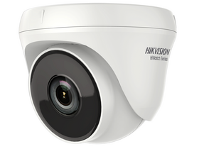 Hikvision HiWatch HWT-T240-P 4in1 kültéri analóg turretkamera (4MP, 2,8mm, EXIR40m, ICR, IP66, DNR)