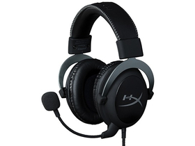 HyperX Cloud II Gun Metal gamer headset