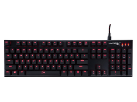 HyperX Alloy FPS MX Red Mechanikus gamer billentyűzet,  UK