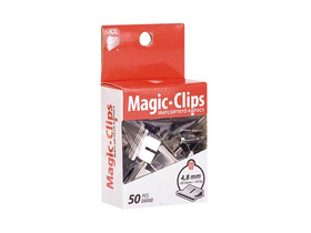ICO magic clip kapocs 4,8 mm-es