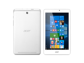 Tabletă Acer Iconia Tab W1 (NT.L7GEU.004) 32GB, White (Windows 10)