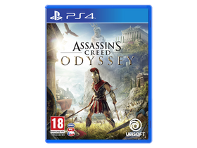Assassin's Creed Odyssey PS4 Spielsoftware