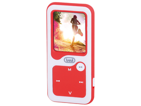 MP3 player   TREVI MPV 1780SB MP3, roșu