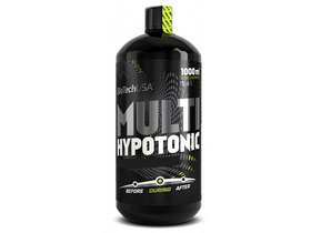 BioTech USA Multi Hypotonic Drink, 1000 ml, limun