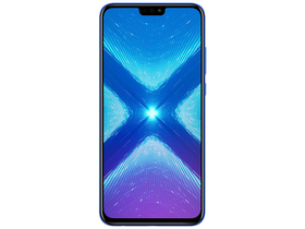 Honor 8X 4GB/64GB Dual SIM, blue  (Android)