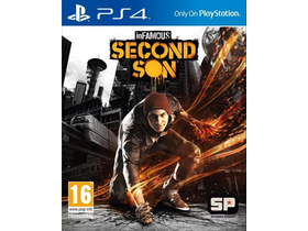 SONY Infamous: Second Son PS4 igraći softver