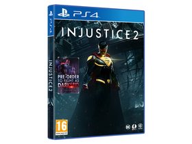 Injustice 2 PS4 hra