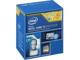Intel Core i3-4160 3,6GHz box processzor