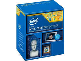 Intel Core i5-4460 3,2Ghz s1150 BOX processzor