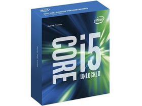 Intel Core i5-6600K 3,50GHz s1151 procesor
