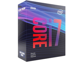 Intel Core i7 9700 LGA1151_G8 BOX CPU (BX80684I79700)