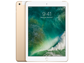 iPad 9.7 Wi-Fi + Cellular 128GB, gold (mpg52hc/a)
