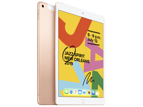 "Apple iPad 7 (2019) 10.2"" Wi-Fi + Cellular 32GB, gold (mw6d2hc/a)"