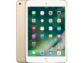 Apple iPad mini 4 Wi-Fi + Cellular 128GB, zlat (mk782hc/a)