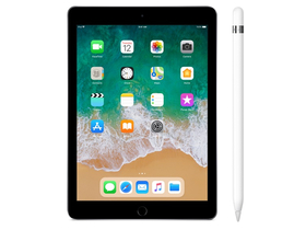 Apple iPad 6 9.7  Wi-Fi 32GB, asztroszürke (mr7f2hc/a) + Apple pencil
