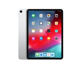 "Apple iPad Pro 11"" Wi-Fi 256GB, ezüst (mtxr2hc/a)"