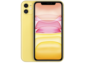 Apple iPhone 11 64GB (mwlw2gh/a), yellow