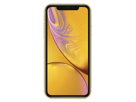 Apple iPhone XR 128GB okostelefon (mh7p3gh/a), sárga