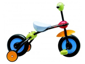 Bicicleta Italtrike Abc Mini Bike