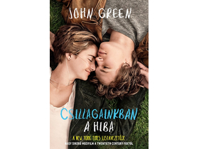 John Green - Csillagainkban a hiba (9789636899172)