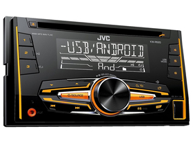 JVC KW-R520 MP3/CD