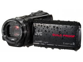 JVC GZ-R435B Quad-Proof