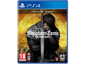 Kingdom Come Deliverance PS4 hra