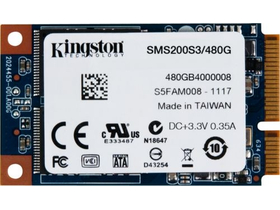 Kingston 480GB mSATA (SMS200S3/480G) SSD