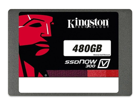"Kingston 480GB SSDNow V300 SATA 3 2,5"" SV300S37A/480G SSD"