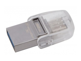 Kingston DataTraveler microDuo (DTDUO3C ) 3C 32GB USB ključ