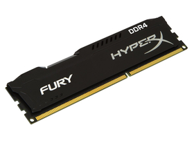Kingston HyperX FURY Black 4GB DDR4 memória modul (HX421C14FB/4)