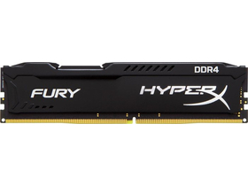 Kingston HyperX Fury Black 8GB DDR4 2133MHz CL14 DIMM  памет (HX421C14FB2/8)