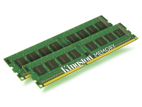 Kingston (KVR13N9S8K2/8) 8GB DDR3 SRx8 (2x4GB) pamäť