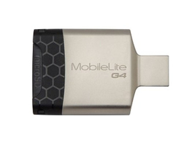 Kingston MobileLite G4 USB3.0 čitalec kartic