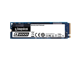 Kingston A2000 500GB M.2 2280 NVMe SSD