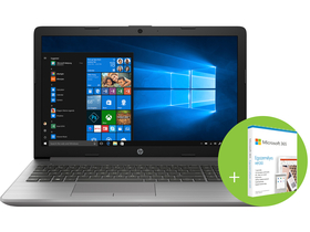 Laptop HP 250 G7 6EC27EA#AKC FHD , gri + Windows 10 Home (tastatura HU)