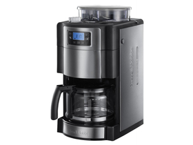 Машина за филтърно кафе Russell Hobbs Allure Grind and Brew с вградена кафемелачка