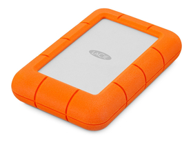 LaCie mobile drive Rugged USB-C 2,5` 2TB 3600RPM USB3.1 externý hard disk