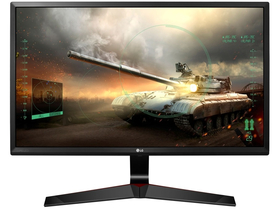 "LG 27MP59G-P 27"" FullHD IPS gamer monitor"