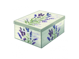 Cutie depozitare Lavatelli 660LA Collection Lavanda Parfumed (50x39x24 cm)