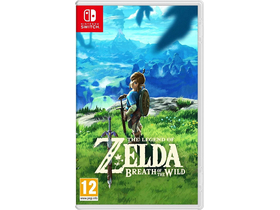 The Legend of Zelda: Breath of the Wild Nintendo Switch hra