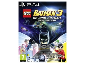 Игра Lego Batman 3: Beyond Gotham за PS4