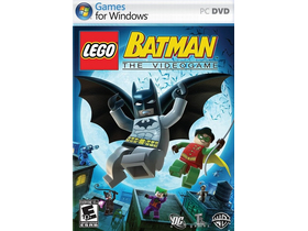 Lego Batman PC igra