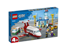 LEGO® City 60261 Централно летище