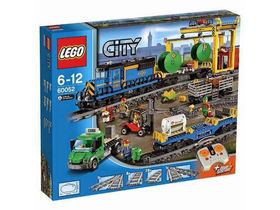 LEGO® City Cargo Train 60052
